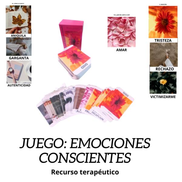 juego emociones conscintes